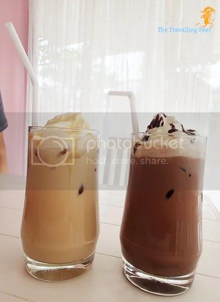 Iced Cold Drinks Phoebe's Cupcakery