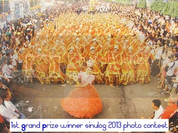2013 Photo Contest Sinulog - 1st Grand Prize Winner
