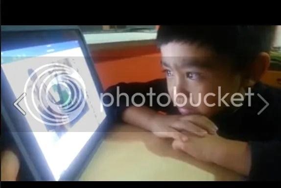 Kid crying Typhoon Yolanda