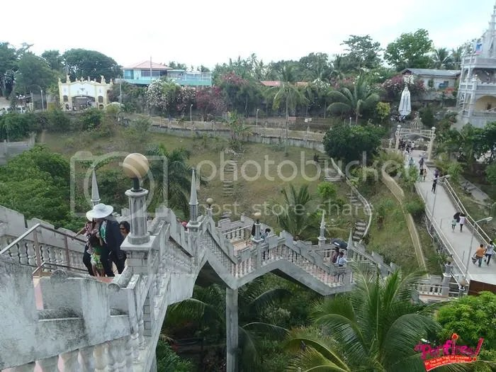 Long Stairs in Simala