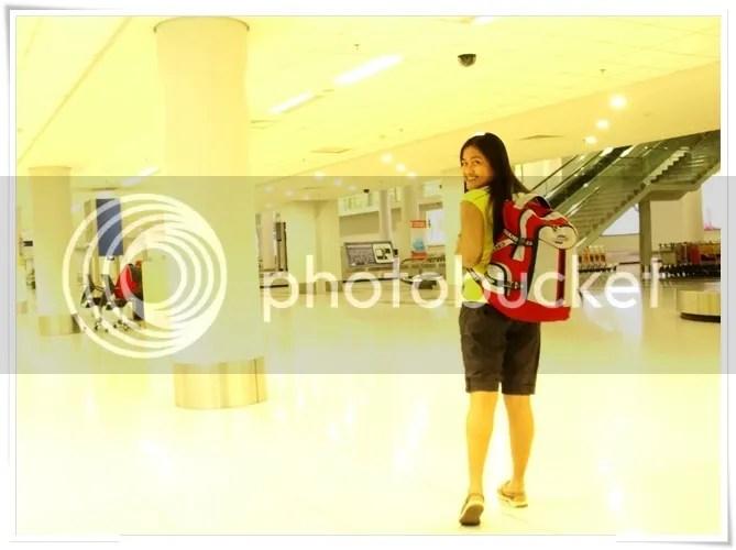 Filipina Backpacker