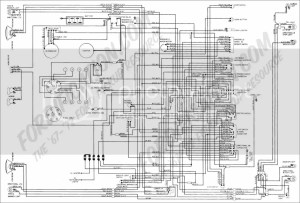Basic Wiring Diagram  The Ford Torino Page Forum