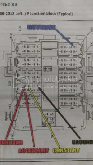 Help wiring Camera Source Camera 2007 GMC  Audio, Electronics, OnStar, MyLink, Intellilink