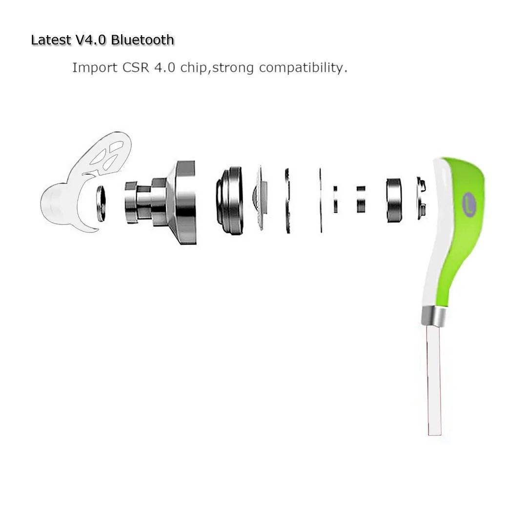 Neckband Bluetooth Headset Headphone For Motorola G4 G3 C