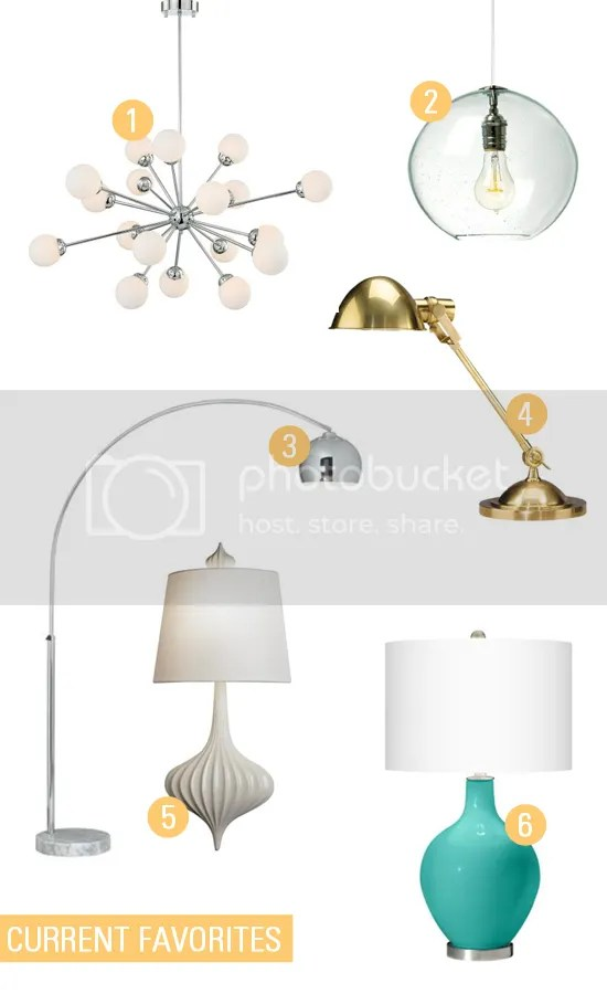 Lampsplus round-up via Oh I Design