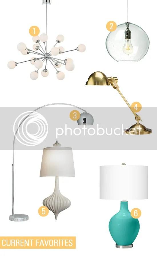 Lampsplus round-up via Oh I Design
