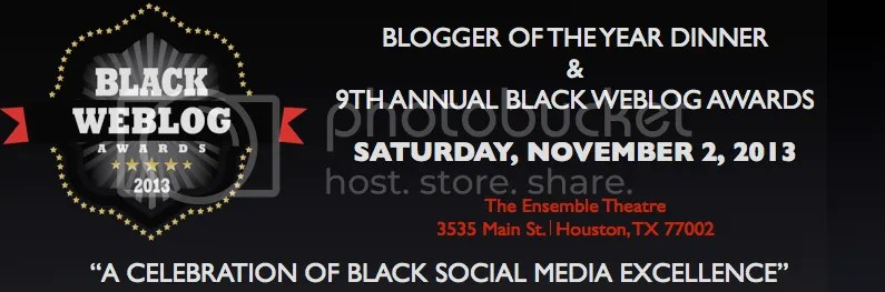 Black Weblog Awards