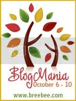 Blog Mania is HERE and you COULD be a WINNER!  (2/2)