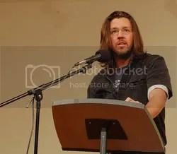 David Foster Wallace Kenyon College Photo