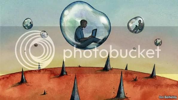 La burbuja tecnológica