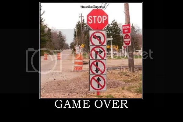 GAME OVER photo: Game Over demotivational-poster-190609-29-600x400-1.jpg