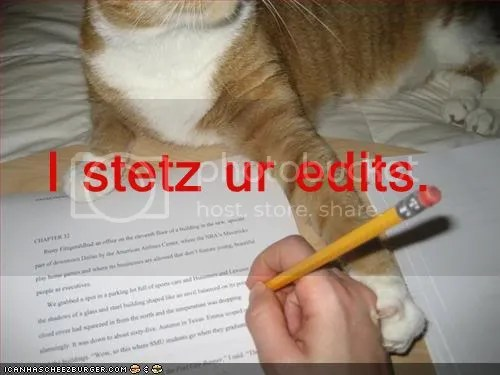 Kitty Editing