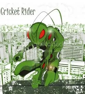 Cricket Rider por Vini
