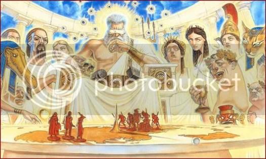 Discworld - Deuses
