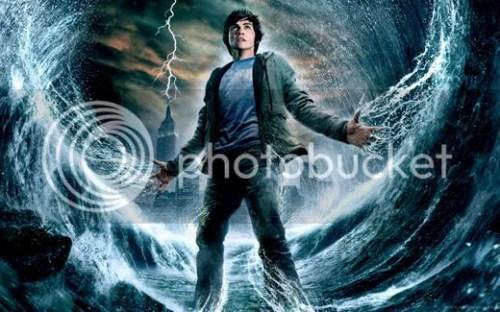 Poster de Percy Jackson e o Ladrão de Raios