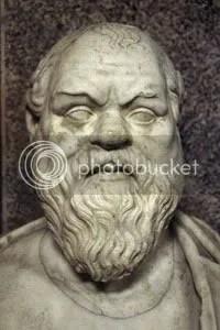 Busto de Sócrates