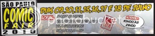 São Paulo Comic Fair