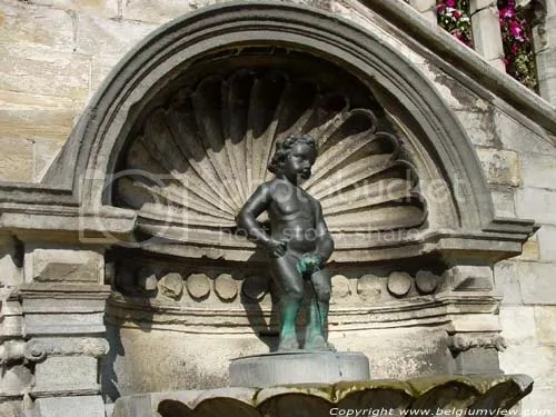 Manneken Pis (Mister Piss) GERAARDSBERGEN picture