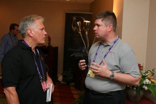 Steven Marsh and Mike Stahl