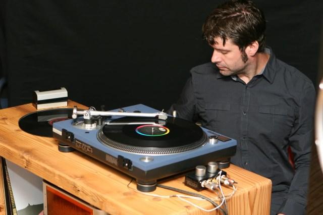 Zu Audio's Sean Casey