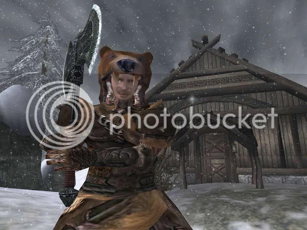 Morrowind - Bloodmoon