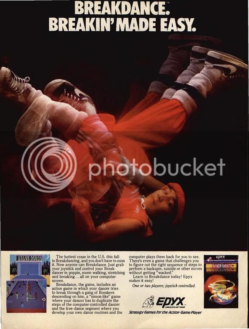 Breakdance 1984
