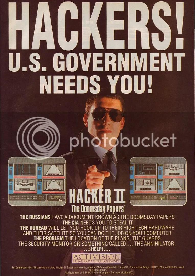 Hacker II 1986