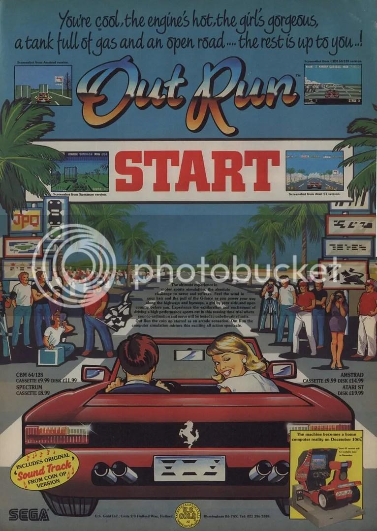 (1987) OutRun