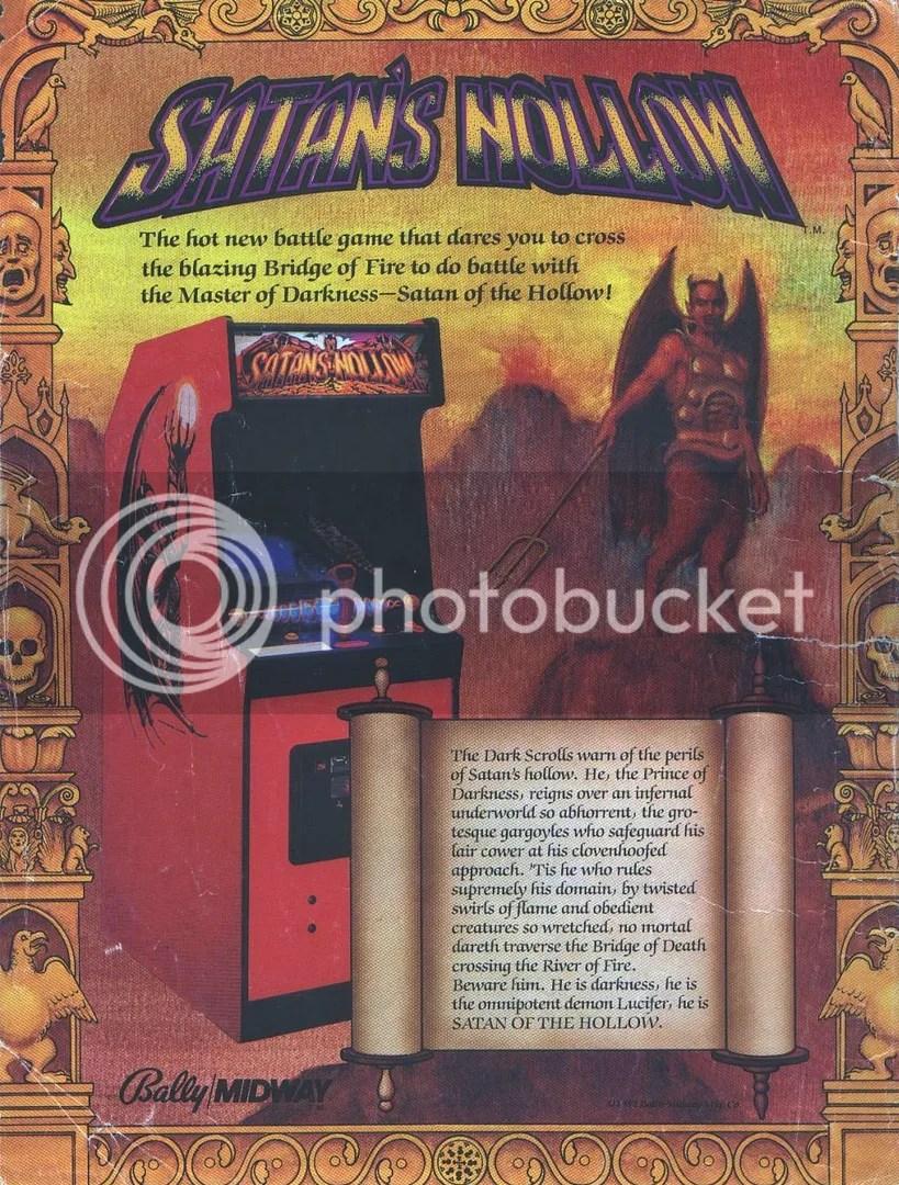 Satan's Hollow 1983