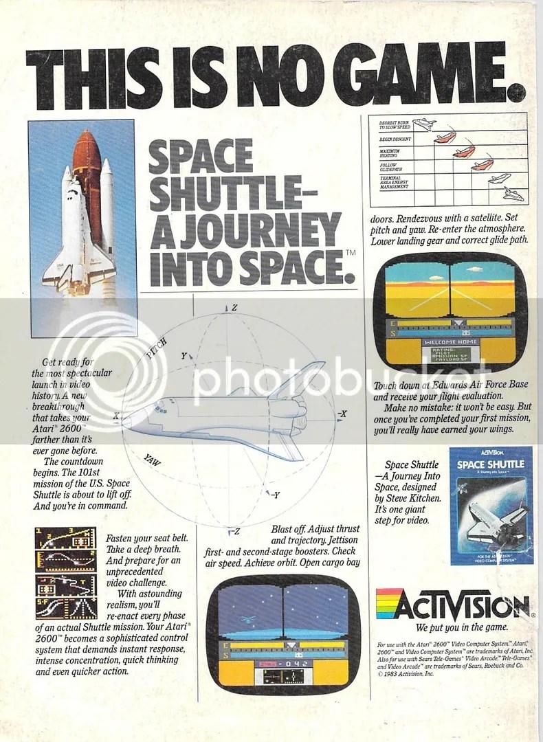 Space Shuttle 1983
