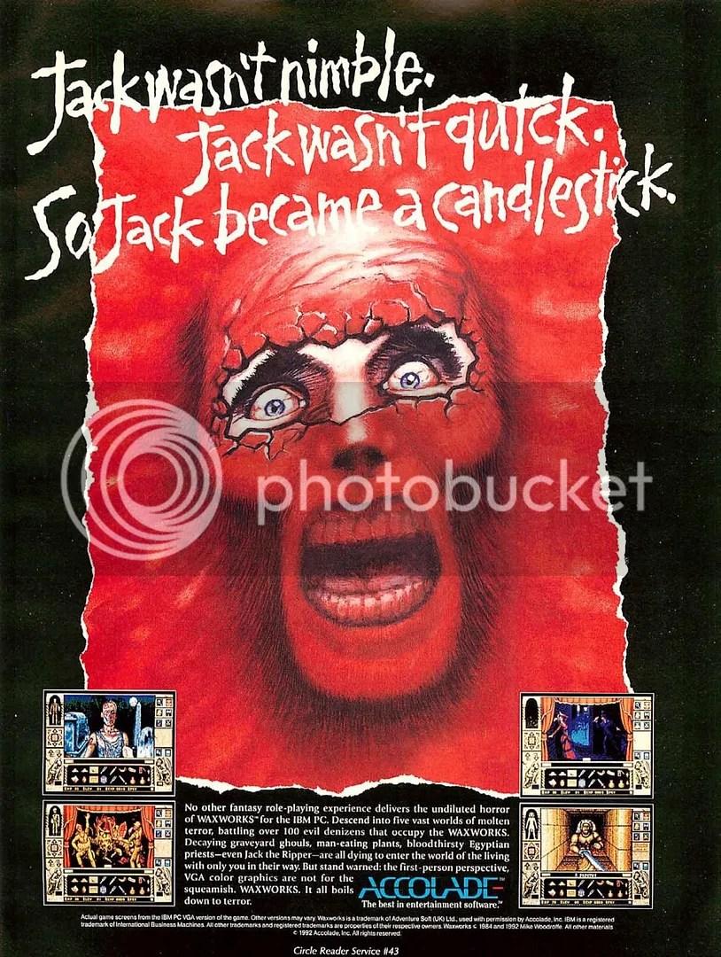 Waxworks 1992