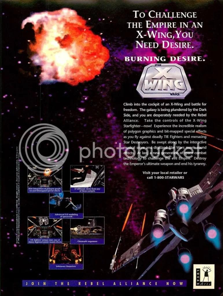 X-Wing '93