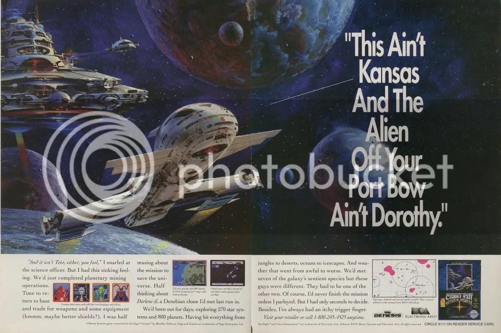 Starflight ad