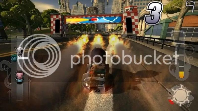 ModNation Racers: Road Trip
