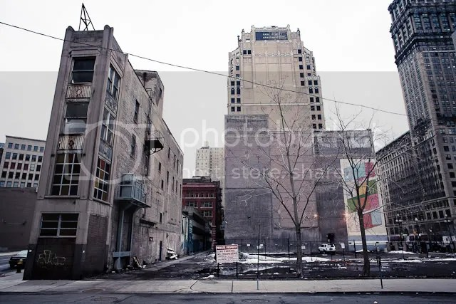 Eric Kim Street Photography Detroit Michigan