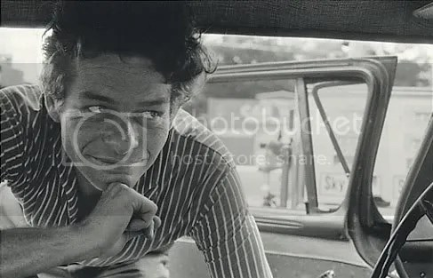 Garry Winogrand Portrait