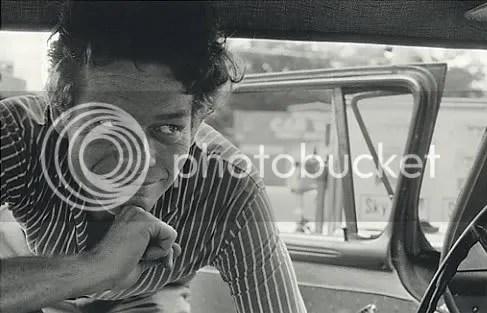 Garry Winogrand Portrait