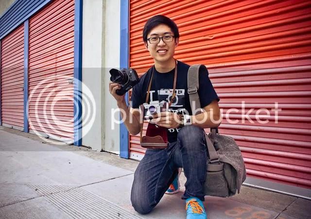 Think Tank Retrospective 30 Camera Bag Modeling Photos