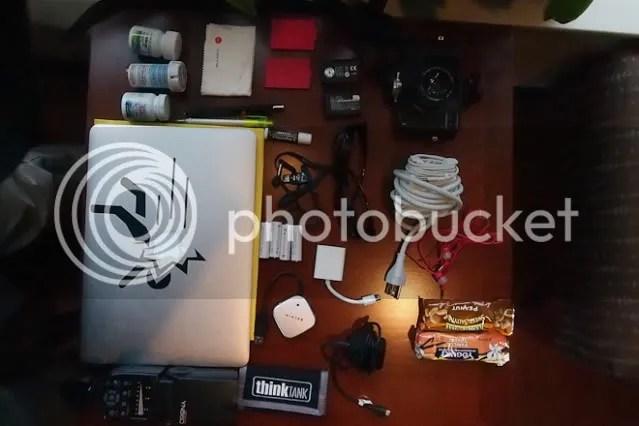 ONA Camera Bag