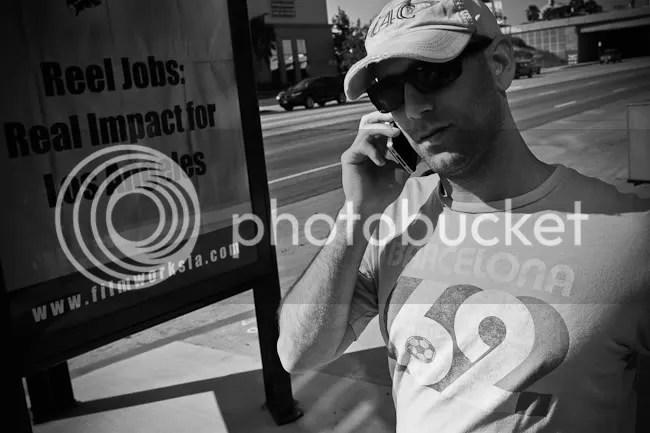 POV Street Photography Leica M9 GoPro HD 960