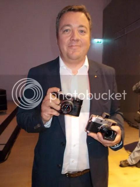 Leica Magnum Paris Leica M9-P 21mm f/3.5 Announcement