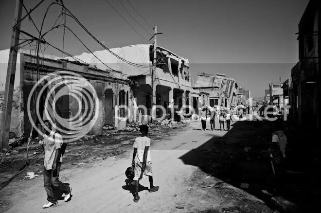 Waiting for Haiti