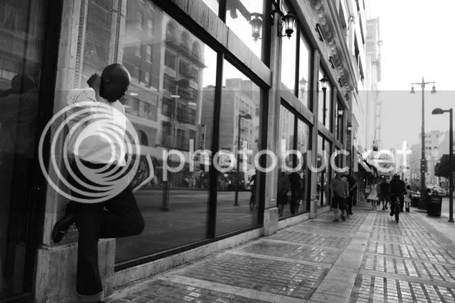 Los Angeles Intermediate Street Photography Workshop Photos