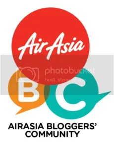 Air Asia Bloggers Community - Ana Jonessy