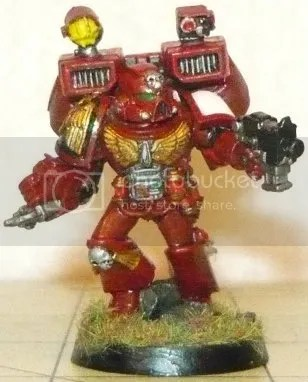 Sanguinary Priest with Jump Pack