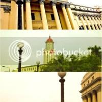 Manila, Manila: National Museum and Rizal Park