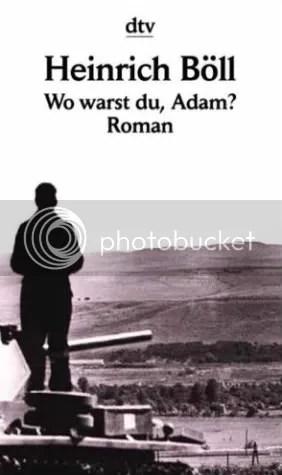 dónde estabas, Adán