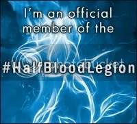 #HalfBloodLegion