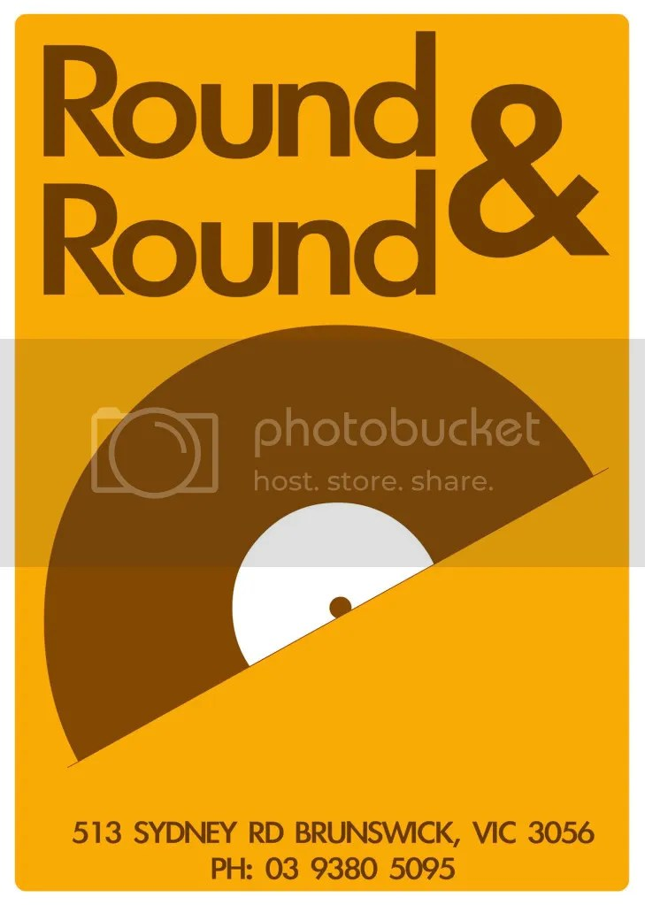Round and round records