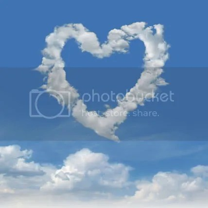 sky heart Pictures, Images and Photos
